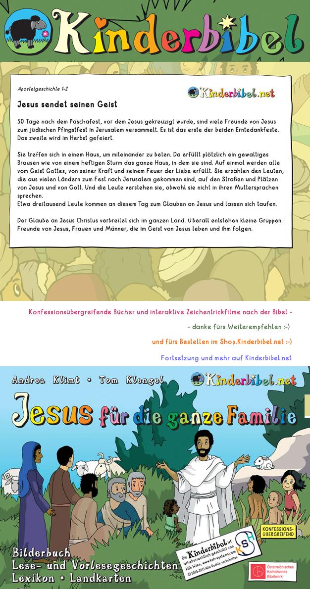 Pfingsten Bibel